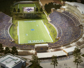 Wallace Wade Stadium, Duke University